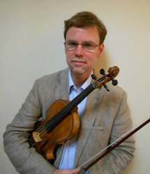 Robert Gibbs: violin