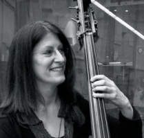 Laura Campbell: double bass